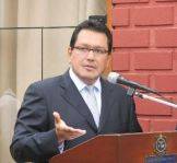 Presidente Regional del Callao, Félix Moreno. (F. Huaral)