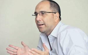 Pablo Secada. Ahora critica a Villarán (F. ElComercio)